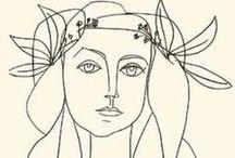 Illustration   Painting / Illustration, Painting, Art, Grafik art, collage / by tn