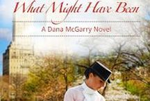 Novel ~ What Might Have Been ~ Vol. 2 in The Dana McGarry Series ~ A New York Story / As the 1970s women's movement paves the way, an underestimated young woman leaves a broken marriage to reinvent retail – and herself – at New York's most glamorous department store.