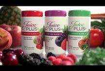 Juice plus+ / Getting & staying well! / by Ester Tucker