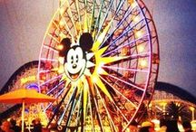 DISNEYLAND / HAPPIEST PLACE IN THE WORLD