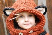 chusty szaliki czapki