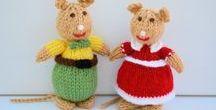 Knitting and Cross Stitch Patterns on Etsy