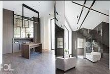 Agence Barnes Kleber / Projet / Réalisation / Décoration intérieure pour l'agence Barnes Kléber (Paris 16).