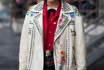 Street fashion / CASTEL MAGAZINE