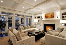Living Rooms / by Holly Lubart