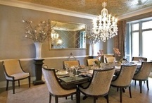 Dining Rooms / by Holly Lubart