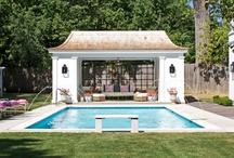 Pools and Pool Houses