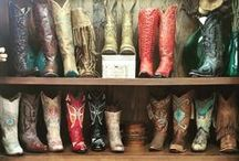 King Ranch Cowgirl Boots / by King Ranch Saddle Shop