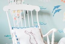 Kids Bedroom Ideas / Looking for amazing wallpaper ideas for your child's bedrooms or play spaces? We have a wonderful collection of wallpaper designs that will give your little ones the perfect room to grow up in.