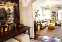 Studio Apartment / Living large in a small space