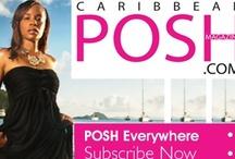 Caribbean POSH Campaign Ads