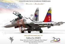Sukhoi Su-30MK2 / Sukhoi Su-30MK2 Venezolanos