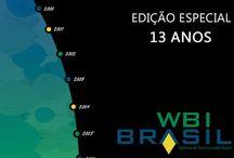 WBI BRASIL 13 ANOS