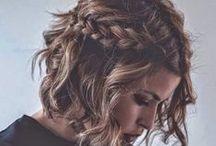 ° Hair & Beauty / Hairstyles, makeup and nail art