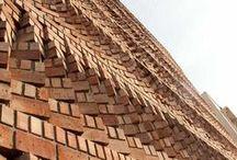 M A T E R I A L S - brick