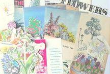 Pink Flamingo EPHEMERA / A range of paper ephemera packs and ideas on how to use them. Available from Pink Flamingo Ephemera at www.pinkflamingoephemera.etsy.com  / by Pink Flamingo