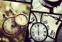 Clocks..
