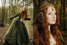Medieval/Fairy World