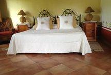 Habitaciones / Habitaciones en el #hotel #HuertaReal #Mazamitla