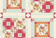 Quilts and More / Quilts and things made with quilts, fabric, farm house, fat quarter, cottage, homemade, DIY,