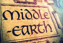 Middle Earth / by Jessica Schultz