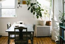 Dining room / Home sweet home