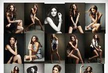 posing / posing, models