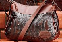 Luxurious Leather / We are known for having some of the highest quality, leather products in the business and here are just a few reasons why.  / by King Ranch Saddle Shop
