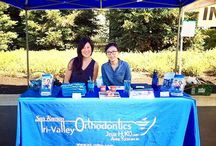Office Activities + Events / What we're up to lately at Tri-Valley Orthodontics :)