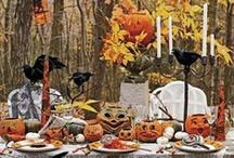 Halloween Decor / Decorations for your house or to host a party.