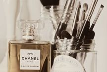 "Chanel / ""Beauty begins the moment you decide to be yourself"" ~ Coco Chanel ❤"