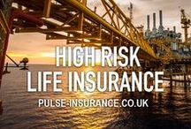 High Risk Life Insurance / The unusual is an every day occurrence at Pulse.  Our product range includes lots of protection options designed to meet the needs of people who struggle to get cover in the standard market because of a medical condition, hazardous job or hobby.