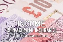 Income Replacement Cover / If you have a job you probably need income replace cover.