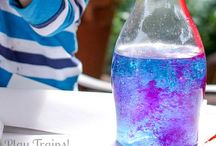 Colourful Water