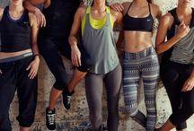 Workout gear / Workout fashion
