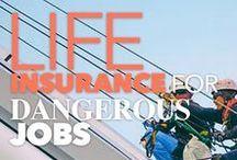 Hazardous Occupations / Speak to Pulse about Hazardous Occupation Life Insurance.