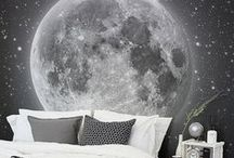 Space Wallpaper Murals / One of a kind wallpaper murals that capture the beauty of the Universe. Our collection includes real-life imagery from NASA and detailed photographs of outer space scenes. The perfect board for the space fanatic.