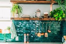 Jungalow Bungalow Decor / An ode to Justina Blakeney and her jungalow style.
