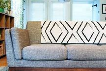 Modern Home Decor / Modern home decor inspiration.