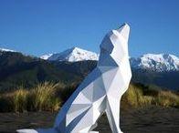 Sculpture by Ben Foster on Pinterest