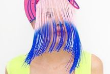 NEON KIDS / 2018 Millinery Collection