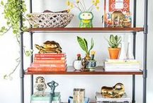 Home: Decor / by Holly Brousseau