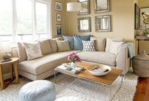 507 Living Room / by Holly Brousseau