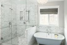 507 Master Bathroom / by Holly Brousseau