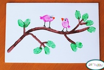 Kids Crafts/Projects / by Jenny Tschirhart