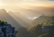Beautiful South Africa / The place we call home.