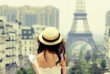 Vive la France / A darling of Western Europe, France comprises of medieval and port cities, villages, mountains and beaches.