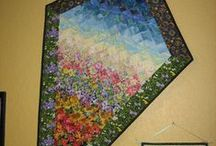 Wall  Hangings and Quilts / by Diana Locust-Belchak