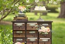 Brown Wedding / brown wedding inspiration and ideas / by Sara | Burnett's Boards