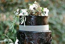 Black Wedding / black wedding inspiration and ideas / by Sara | Burnett's Boards